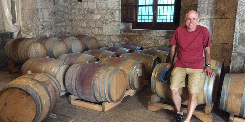 5. Private Guided Winery Visit with Tasting